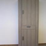 Bergkast D 1 deurs