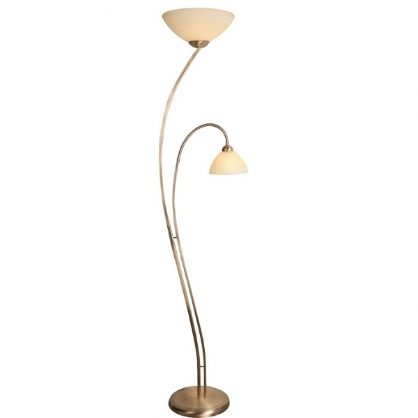 Capri vloerlamp2 lichts